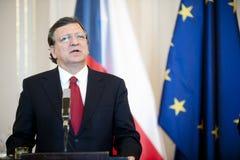 Jose Manuel Barroso стоковая фотография rf