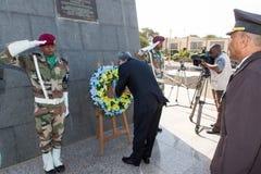 Президент Кабо-Верде, Джордж Карлоса Almeida Fonseca Стоковое фото RF