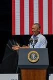 Президент Обама говорит на двадцатом ежегодном саммите 21 Лаке Таюое Стоковые Изображения RF