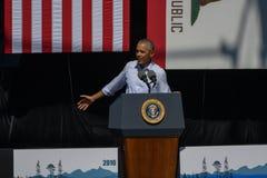 Президент Обама на двадцатом ежегодном саммите Лаке Таюое Стоковые Фотографии RF