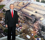 президент w george bush Стоковое Фото