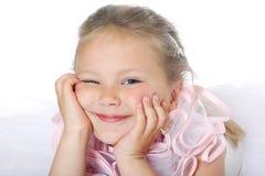 прелестные детеныши девушки Стоковое Изображение