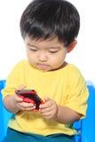 Прелестный азиатский малыш Стоковые Фото