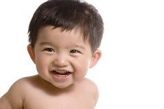 прелестный азиатский младенец Стоковое Изображение RF