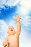 прелестный малыш Стоковая Фотография RF