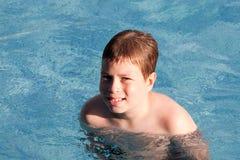 прелестный мальчик немногая Стоковое Фото