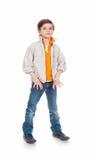 прелестный мальчик Стоковое Изображение RF