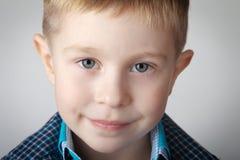 Прелестный мальчик Стоковые Изображения
