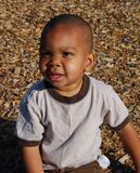 прелестный мальчик Стоковые Фото