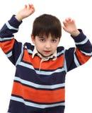 прелестный мальчик Стоковые Фотографии RF