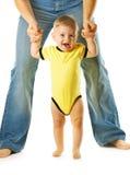 прелестный младенец Стоковое Фото