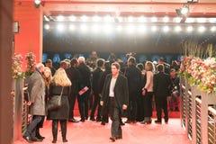 Премьера ` музея ` кино во время Berlinale 2018 Стоковые Фотографии RF