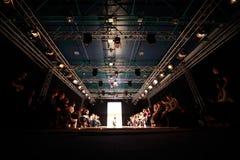 премьера подиума expocenter cpm собрания Стоковое фото RF