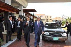Премьер-министр Малайзии стоковое фото rf
