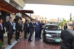 Премьер-министр Малайзии Стоковые Изображения RF