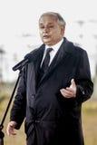 Премьер-министр Jaroslaw Kaczynski бывший польский Стоковые Фотографии RF
