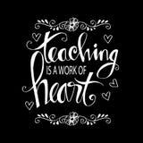 Преподавательство работа оформления сердца бесплатная иллюстрация
