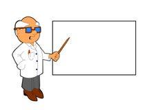 преподаватель точных наук Бесплатная Иллюстрация