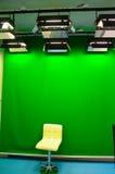 Преподавательство имитации сцены, Microteaching Стоковое Изображение