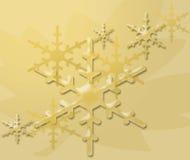 препятствуйте снежку Стоковая Фотография RF