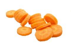 прерванная морковь Стоковое Изображение