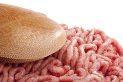 прерванное мясо Стоковое фото RF