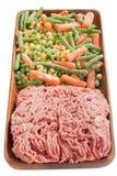 прерванное мясо Стоковая Фотография RF