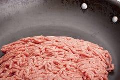 прерванное мясо Стоковое Изображение RF