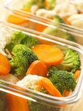 прерванные свежие veggetables Стоковая Фотография