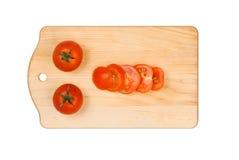 прерванный томат Стоковые Изображения RF