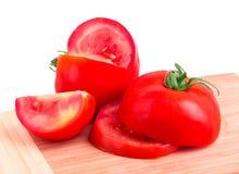 Прерванный томат Стоковая Фотография