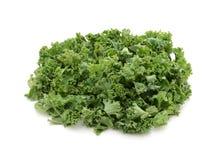 Прерванный kale Стоковое Фото