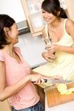 Прерывать лимон Стоковая Фотография