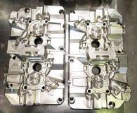 Прессформа высокой точности и умирает изготовление для автомобильного и aero Стоковые Фото