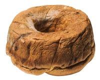Прессформа и грибок на испеченном круглом хлебе стоковые фотографии rf