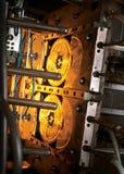 прессформа машины Стоковое фото RF