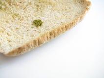 Прессформа на изолированном хлебе стоковое фото rf