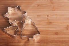 прессформа gingerbread Стоковая Фотография RF