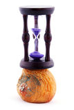 прессформа hourglass яблока тухлая Стоковое Изображение RF