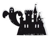 Преследовать замок Стоковая Фотография RF