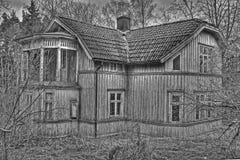 Преследовать дом Стоковое фото RF