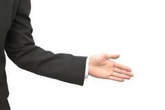 Предлагать встряхивание руки Стоковое фото RF