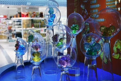 Предварительные стеклянные продукты Стоковые Фотографии RF
