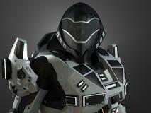 Предварительный супер воин Стоковая Фотография RF