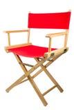 предводительствуйте деревянное части мебели ткани директора конструкции белое Стоковые Изображения