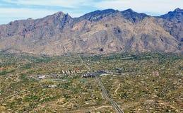 Предгорья Tucson Стоковое Фото