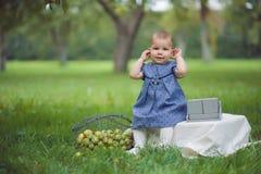прелестная девушка Стоковая Фотография RF