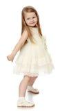Прелестная маленькая принцесса стоковое изображение