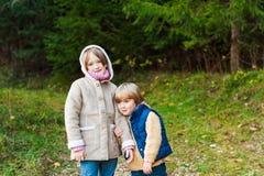 прелестные малыши 2 Стоковое Изображение RF