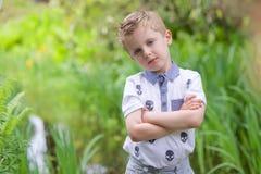 прелестный малыш Стоковое Изображение